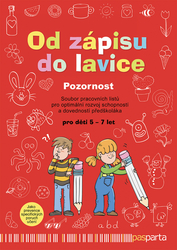 Od zápisu do lavice – Pozornost